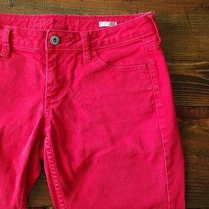 Arizona Red Super Skinny Jeans 7